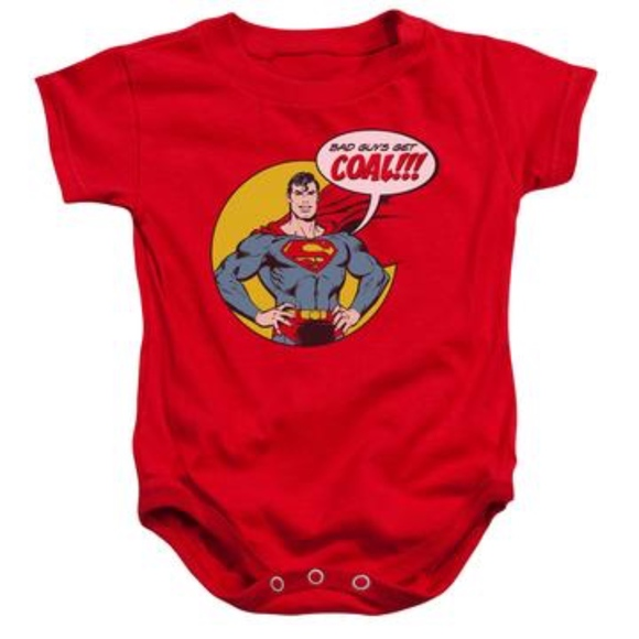 Other - Dc - Coal Infant Snapsuit Onesie